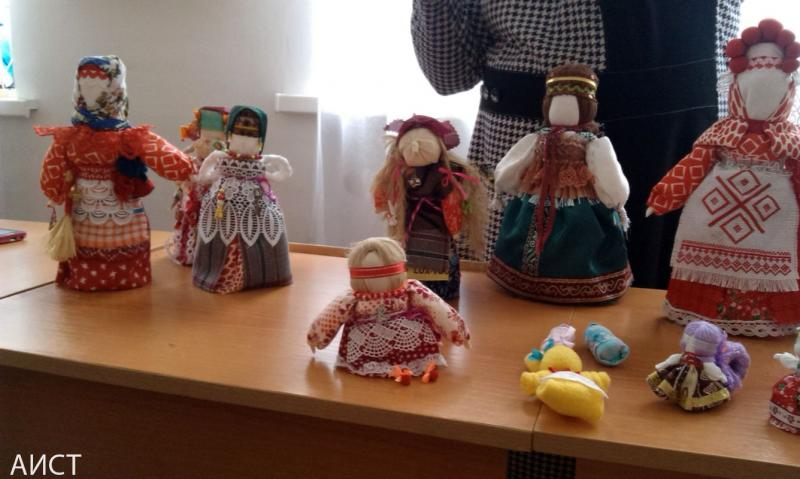 Тряпичная кукла казачка своими руками 192